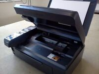 Epson Stylus Printer DX8400, Scanner.