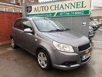 Chevrolet Aveo 1.2 LS 5dr£2,295 p/x welcome FREE WARRANTY. NEW MOT