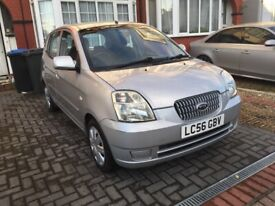 image for Kia, PICANTO, automatic Hatchback, 2006, Other, 1086 (cc), 5 doors