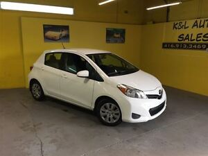2012 Toyota Yaris LE ~ BLUETOOTH ~ AUTO ~ POWER OPTIONS ~