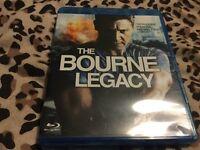 The Bourne Legacy BLU Ray DVD