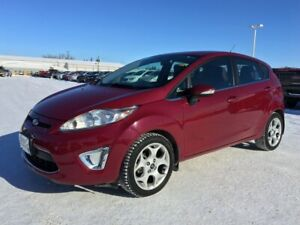 2011 Ford Fiesta SES FWD *Lane Change Alert* *Heat Leather*