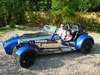 Kit car Robin Hood project px on anything i can carry