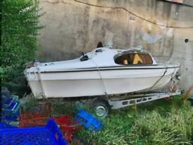 Boat for sale. Helensburgh.