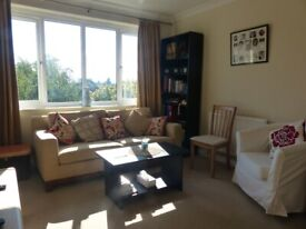 Sunny 1 bed furnished flat in Temple Cowley with allocated Parking space