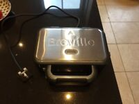 New Breville Deep Fill 2 Slice Sandwich Toaster
