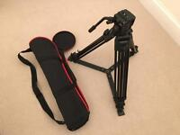 Manfrotto 520 tripod with 501 head