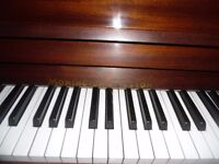 pright piano by monnington and weston