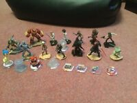 PS3 Disney Infinity 3.0 - 18 Characters, Game and 4 Power Discs Excellent Condition