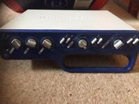 M box2 USB audio interface