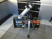 Bushnell Northstar Talking Reflector Telescope