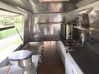 Volkswagen CRAFTER -> Business-Ready Mobile Catering Van for sale