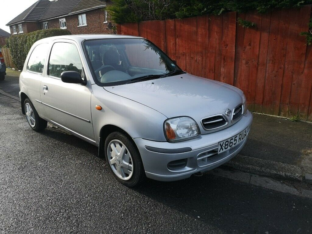 nissan micra k11 2000 in brotton north yorkshire gumtree