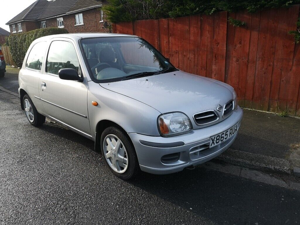 nissan micra k11 2000 in brotton north yorkshire gumtree. Black Bedroom Furniture Sets. Home Design Ideas