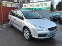 Ford Focus 1.6 TDCi DPF LX 5dr p/x welcome FREE WARRANTY NEW MOT