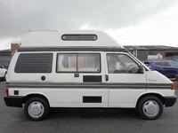 NO VAT!! Volkswagen Transporter T4 trident in great condition throughout!! 4 berth camper van