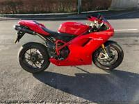 Ducati 1098s 2007