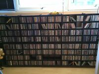 MUSIC CD'S FOR SALE - 300+ JOB LOT £120