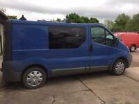 2004 Vauxhall Vivaro Day Van / Camper