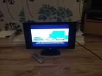 Goodmans19 Slim LCD TV with freeview