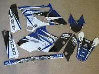 New YZ 85 15 16 17 PTS2 Graphics Sticker Decals Kit Enduro Motocross