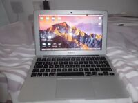 MacBook Air - Excellent Condition! (REDUCED £450 to £400 - NOW £350!!!)