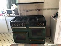 RANGEMASTER DOUBLE OVEN FOR SALE