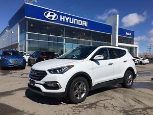 2017 Hyundai Santa Fe Sport SE/LEATHER.PANORAMIC ROOF