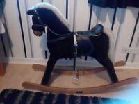 Mamas and Papas Rocking Horse.