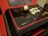Xbox 360 - Official Street Fighter IV Tournament Edition Round 2 Fightstick / Arcade Stick
