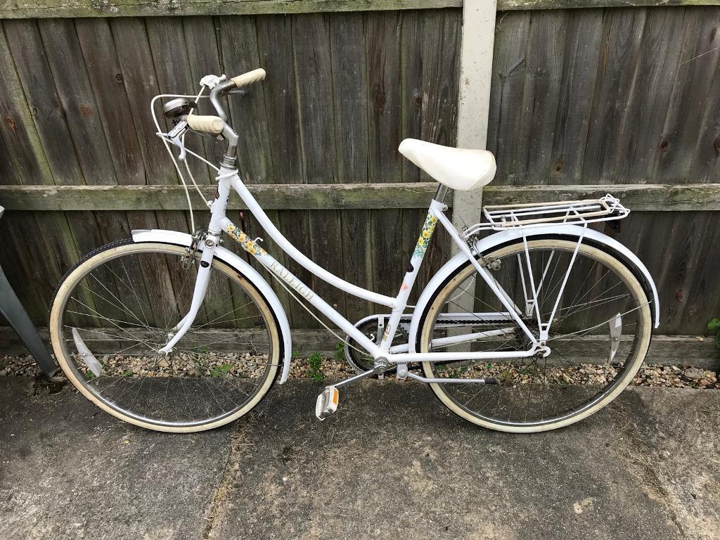 Rayleigh Caprice classic ladies bike