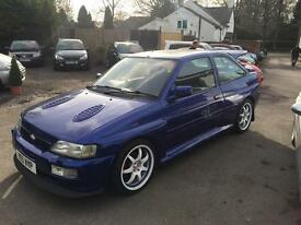 Ford escort cosworth replica