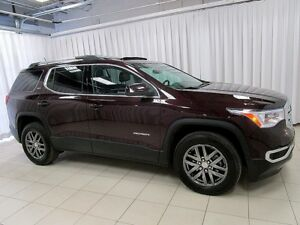 2018 GMC Acadia FEAST YOUR EYES ON THIS BEAUTY!! SLT AWD 6PASS S