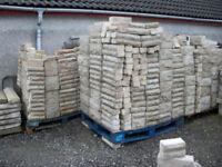 Quantity of Face Brick/Blocks (Reclaimed)