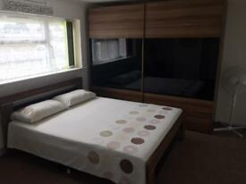 Dreams Wardrobe, King Size Bed, Chest Drawers All Together