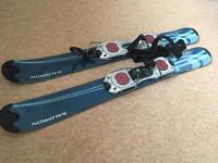 Salomon Snowblades & bag