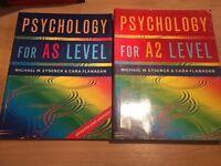 Psychology A-Level books