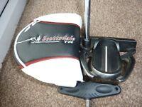Ping Scottsdale Senita B putter adjustable counterbalanced model