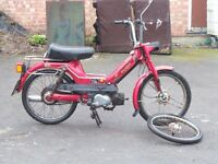 CLASSIC PUCH MAXI SKA EXECUTIVE 50cc MOPED SCOOTER DELIVERY AVAILABLE