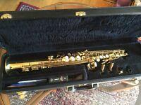 Soprano saxophone Yanagisawa S991