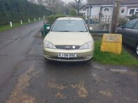 For Sale. Ford Mondeo GhiaX. Good condition. Low mileage. Diesel. 2.2L