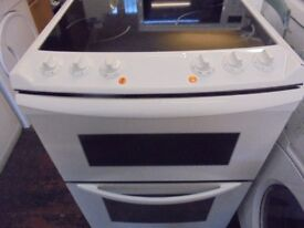 zanussi electric fan assistant oven cooker ceramic top can deliver it and connect it