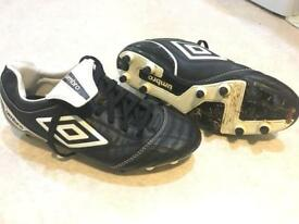 Boys / girls size 6 football boots
