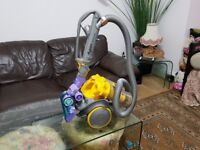 Dyson dc11 bagless vacuum cleaner
