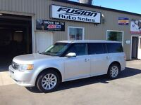 2010 Ford Flex SEL-7 PASS/ DUAL AIR/HEAT-ALLOY WHEELS-LOADED