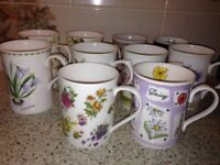 10 Coffee / Tea Mugs £1 each only.