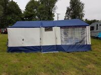 8 berth trailer tent and every thing u need