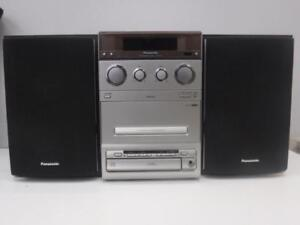 Panasonic CD/Cassette Stereo System - We Buy and Sell Stereo Equipment at Cash Pawn - 117344 - OR109405
