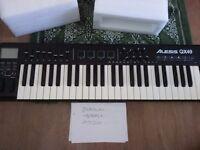 usb/midi keyboard controller ALESIS QX49