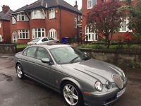 JAGUAR S TYPE R 4.2 V8 SUPERCHARGED 400BHP